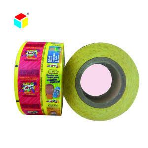 Bubble gum wrapper