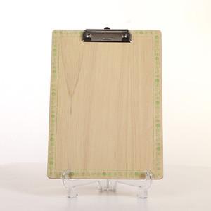 C809 Small quantity order school Supplies print clipboard,clip board