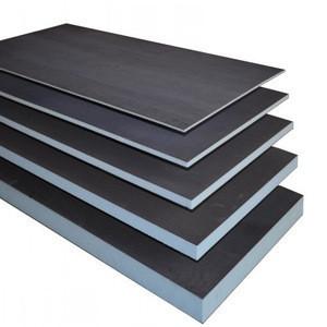 Cement and glass fiber mesh reinforced XPS board insulation sheet sandwich board