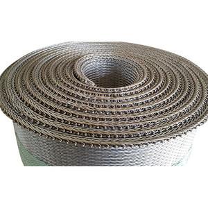 Chain Driven  Balanced Eye link  Weave Heat Resistance  304 316 Stainless Steel  Conveyor Belt