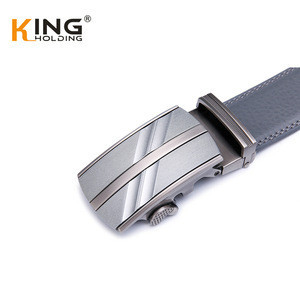 Cheap custom 40mm automatic lock ratchet belt buckle