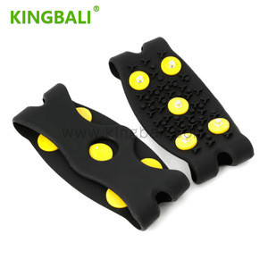 Children Safety Shoes Man Safety Shoes Ice Gripper with Magic Spike