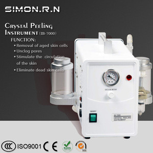 Crystal microdermabrasion machine for sale Skin Rejuvenation instrument skin spa beauty machine IB7000