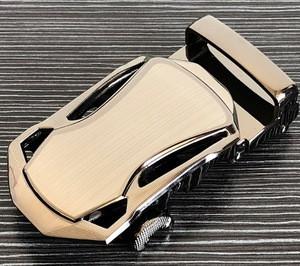 Custom Fashion Design Customized  Ratchet Automatic Belt Buckle
