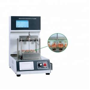 GD-2806H Asphalt Softening Point Apparatus, Ring and Ball Apparatus, Softening Point Test Instrument by ASTM D36