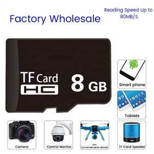 High-quality SD Card for mobile phone Memory Card TF Card