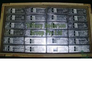 Indium Ingots/Indium Metal Ingot/Indium Ingot 99.995% 4n5