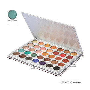 Makeup Cosmetics Eye Shadow Palette Pigmented Eye Shadow Private Label