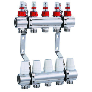 Mixing Control Material 57-3 High Quality Brass Manifold digital