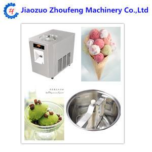 Mobile hard ice cream machine carpigiani ice cream maker