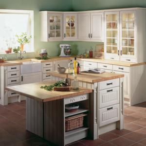 Modern modular kitchen cabinet set in good quality/solid wood kitchen cabinet/home kitchen furniture