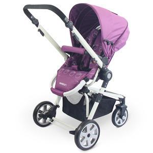 New and Luxury Design 3 in 1 Baby Stroller with EN1888:2012 certificate