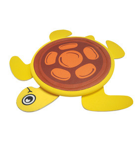 Outdoor Park Play Toy Sports Travel Souvenirs Turtles Shape Flying Disc
