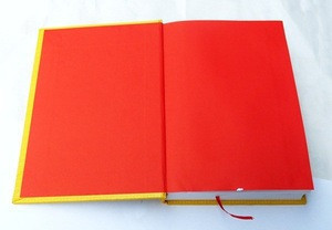 Professional Hardcover Book Printing 6x9 inch 445 pages Cheap price for Oversea Customers