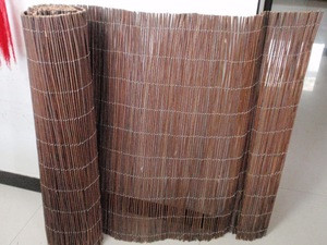 Quality reed fencing