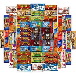 STYLE Trans Fat Free Quick Snack Foods for Kids