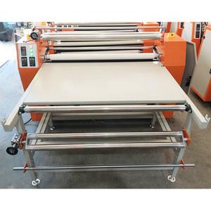 Transmatic calender sublimation print machine