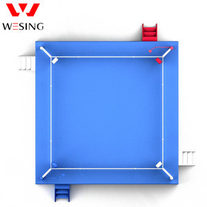 Wesing AIBA approved boxing ring used inflatable boxing ring for sale 2307A1