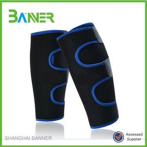Wholesale Fashion Calf protective elastic shin guard