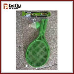 Wholesale plastic tennis racket for kid
