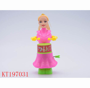 Wholesale very cheap drum wind up toy for sale