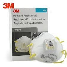 N95 Particulate Respirator Mask & Surgical Disposable Mask