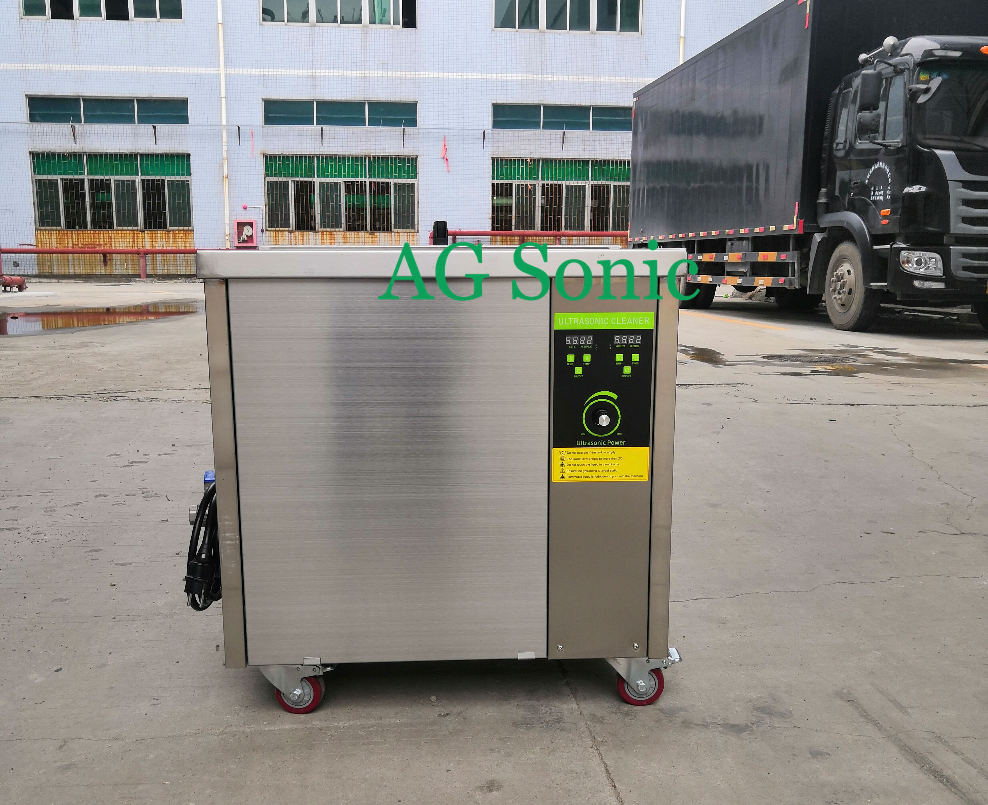 Automotive Parts Industrial Ultrasonic Cleaner