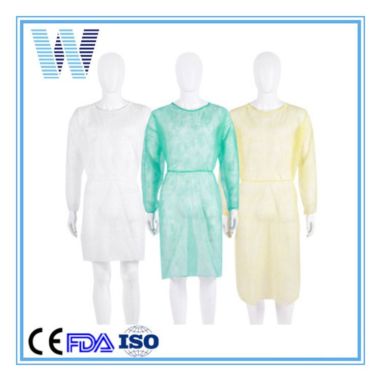 FDA Certified Disposable Non-Surgical Isolation Gown