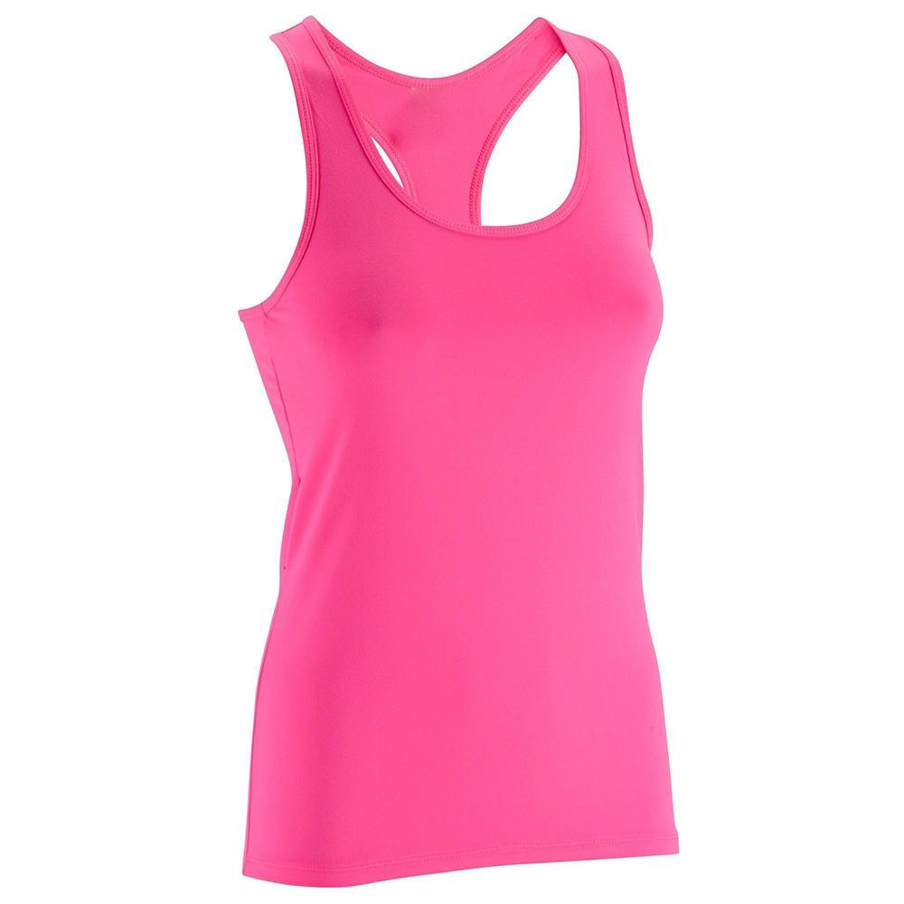 LADIES GYM SINGLET