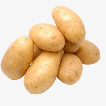 Potato fresh new corped
