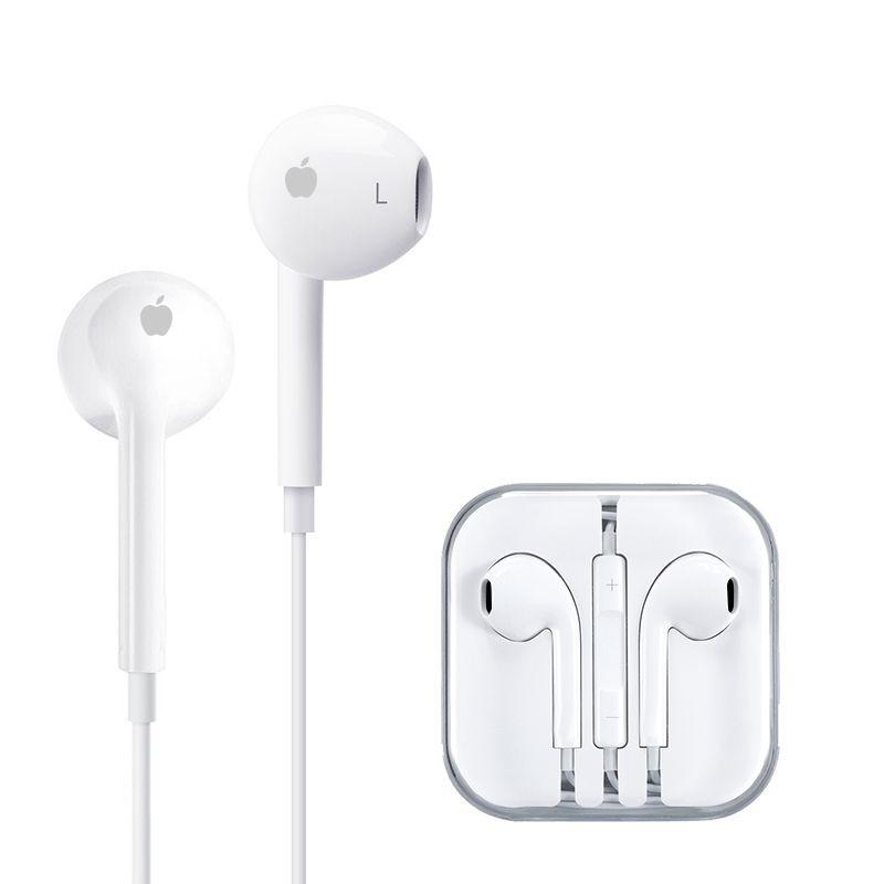 Wired Earphone Earpod Hand Free Earbuds for iphone earphone for apple