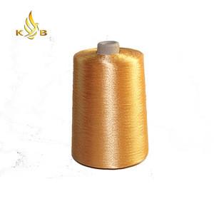 100% rayon viscose 600D single ply yarn knitting yarn