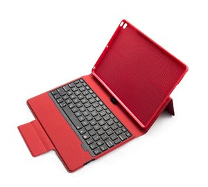 2018 New designfactory supply  leather Bluetooth keyboard case for ipad 9.7 backlitt keys keyboard case for 2018 new ipad