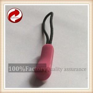 2018Factory custom design rope cord zipper puller for zipper sliders