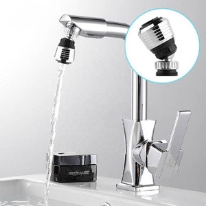 360 degree kitchen accessories cleaning tools splash-proof swivel water saving diffuser faucet