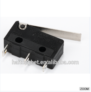 3pin general purpose long hinge lever micro switch best price