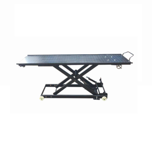900kg 1.2m High Duty Motorcycle Platform Table Pneumatic Scissor Lift Systems