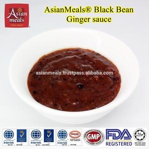 AsianMeals Malaysian Halal Black Bean Ginger Sauce