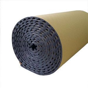 Bellsafe Flex Self Adhesive Rubber Insulation Acoustic Panel Soundproof Foam Wall