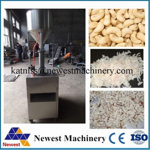 Cheap price nut meat slicer and medicinal materials/multifunctional nut slicing machine/almond nuts machine