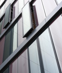 China high quality structural aluminum frame glass curtain walls