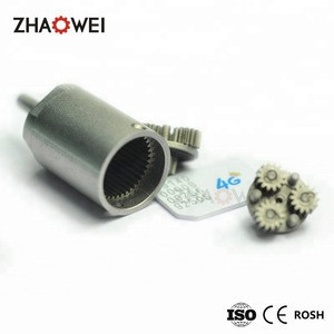Chinese manufacturer low price dc gearbox motor for flow control valves
