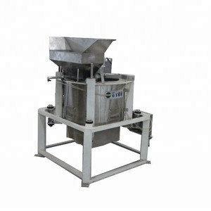 De-oiling Machine for Broad bean and other bean products