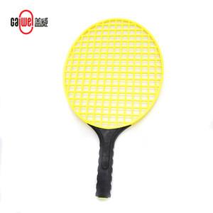 Durable Indoor Sport Children Plastic Tennis Racket for indoor outdoor use