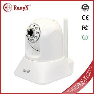 EasyN New Product CCTV Rohs Conform P2P wireless surveillance pan tilt auto rear view camera