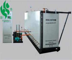 EO gas sterilization equipment for IV set, infusion set, syringes machine