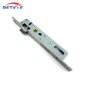 Factory price hot sale security cheap high quality anti-fingerprint steel door lock mortise lock