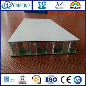 Formica HPL Honeycomb Panel aluminum core for exterior wall