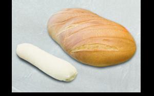 Frozen Bread Dough-Description German Rye; Weight 800 gms