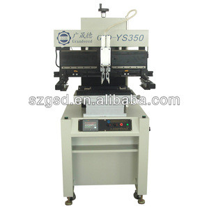 GSD-YS350 PCB screen printers equipment price ,To be the best manufacturers in china